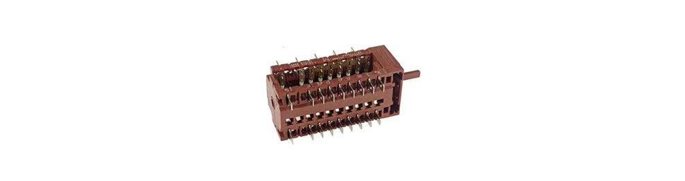 Conmutadores - Interruptores