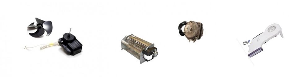 Ventiladores - Motores