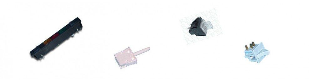 Interruptores - Pulsadores