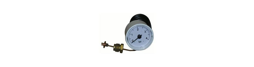 Termometros y manometros