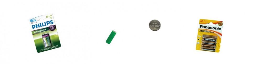 Pilas Baterias