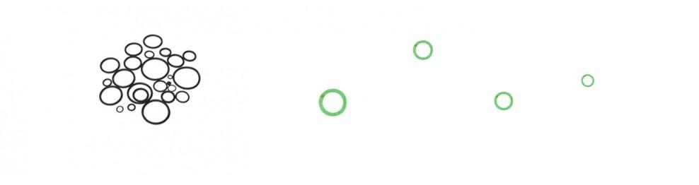 Juntas y anillos toricos